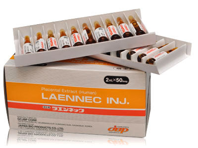 Laennec Placenta Extract